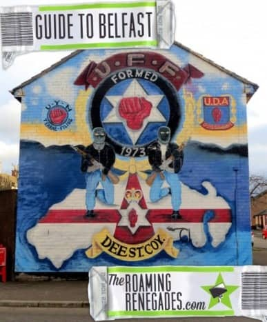 guide to belfast, northern Ireland, what to do