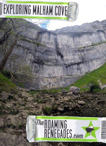 Exploring the magical Malham Cove in the Yorkshire Dales