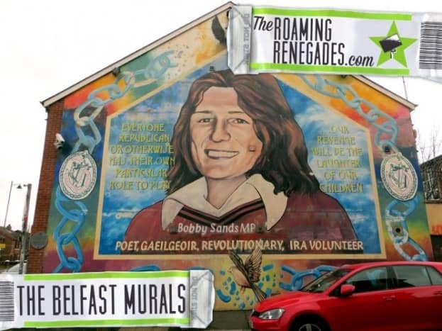 Discovering the Belfast MURALS & their turbulent historyDiscovering the Belfast MURALS & their turbulent history