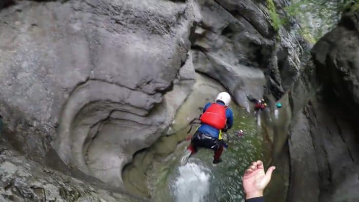 canyoning switzerland, chili schliere, nic, paul, hilditch-short, Why humans have it wrong when it comes to time, money, retirement and Happiness! happy, retire, money, one life, millenials, change your life, dreams, early retirement, don't retire, pension, adventure, honesty, work, jobs, be your own boss, digital nomad, travel long term, remote working