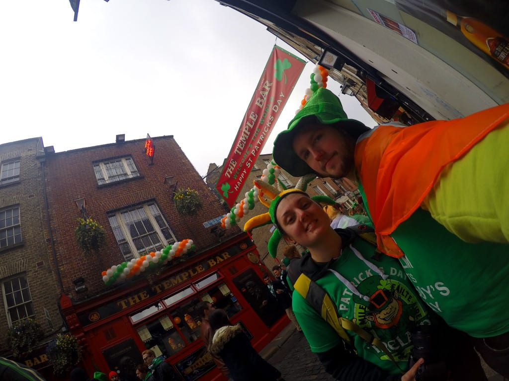 St Patricks day, dublin, ireland, party, st paddys, st pattys, nic, paul, hilditch-short, Why humans have it wrong when it comes to time, money, retirement and Happiness! happy, retire, money, one life, millenials, change your life, dreams, early retirement, don't retire, pension, adventure, honesty, work, jobs, be your own boss, digital nomad, travel long term, remote working