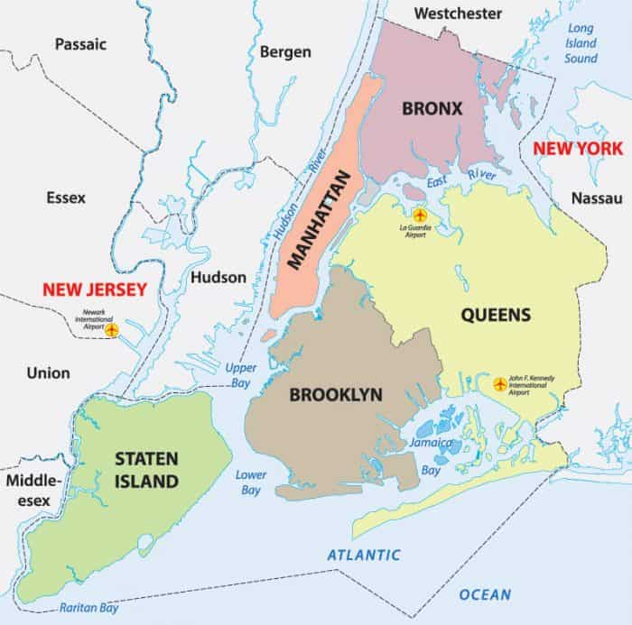 What Borough Do Long Island Have