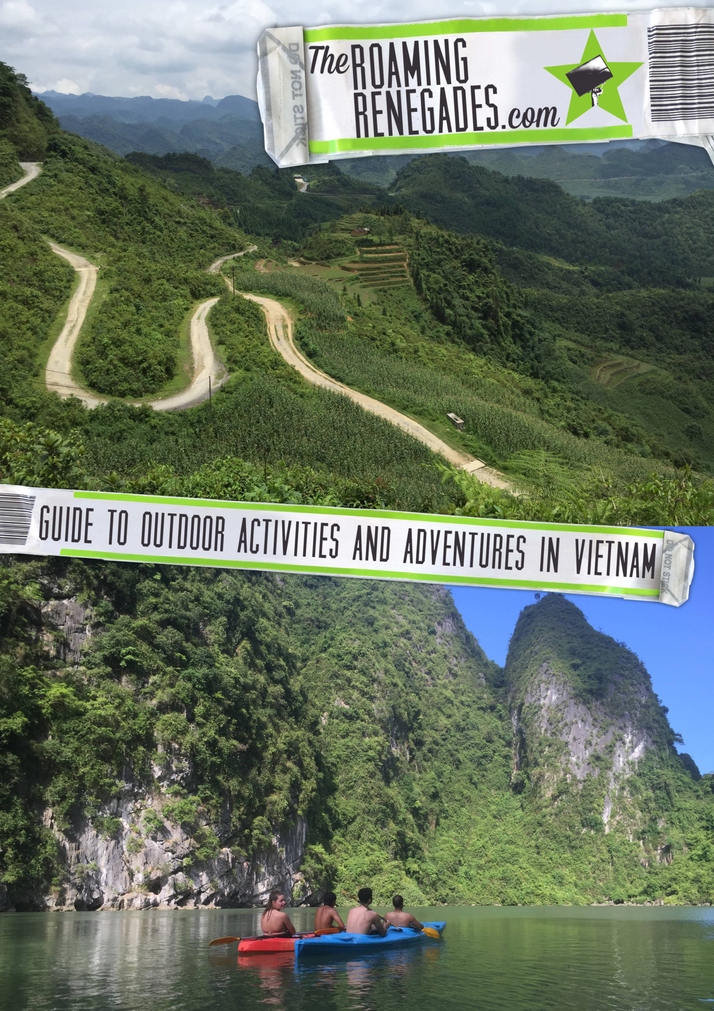 GUEST POST: 26 Year old's Guide to Outdoor Activities and Adventures in Vietnam > http://theroamingrenegades.com/2016/08/guest-post-26-year-olds-guide-to-outdoor-activities-and-adventures-in-vietnam.html