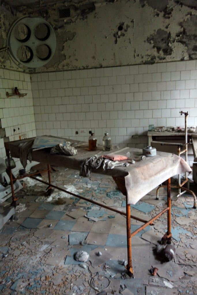 Delving Into The Post Apocalyptic World Of Abandoned