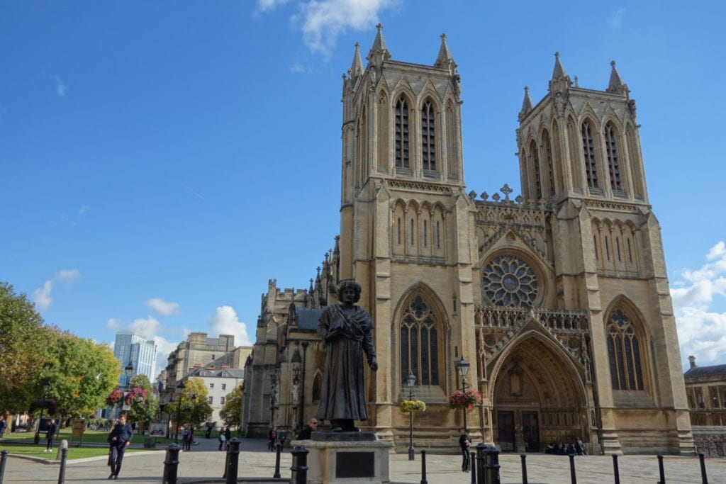 Places to go on a date in bristol