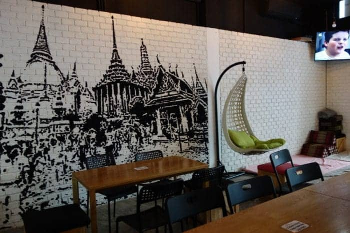 Cube hostel, Bangkok: A sociable escape from the party scene & a tranquil slice of privacy, Thailand, Bangkok, party, hostel, best accommodation, luxury, flashpacker, backpacking, travelling, traveling, best hostels, escape the party scene, not khao san road