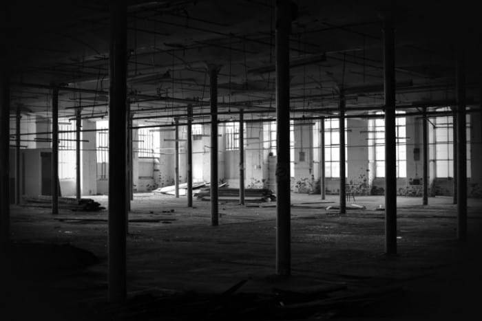 Failsworth Mill (R & J Partington). URBEX