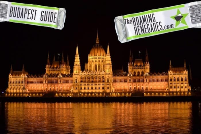 BUDAPEST, Hungary. Guide and what to do!