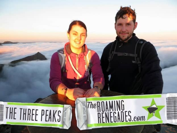 The 3 Peaks Challenge! An Epic Adventure!