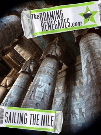Cruising The Nile & The Egyptian Temples from LUXOR