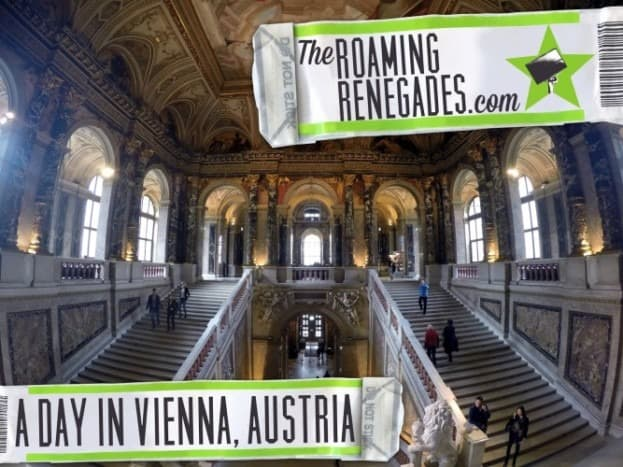 A guide to a day in stunning VIENNA, Austria