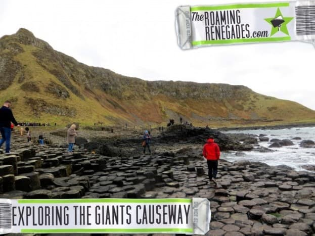 Exploring the mystical GIANTS CAUSEWAY!