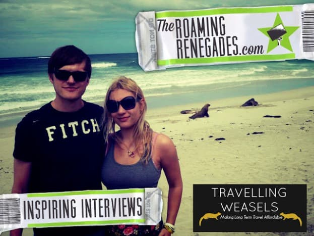 Inspiring Interviews: Travelling Weasels