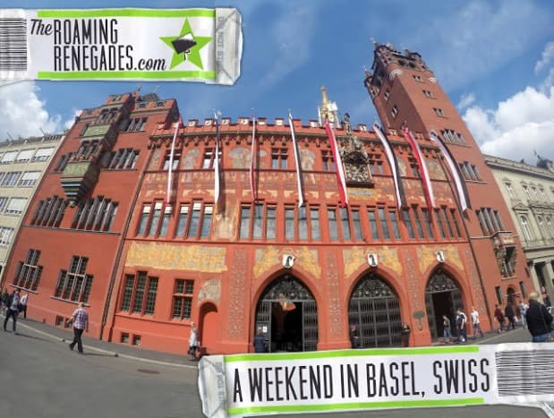 A long weekend in Basel - Switzerland on a budget!