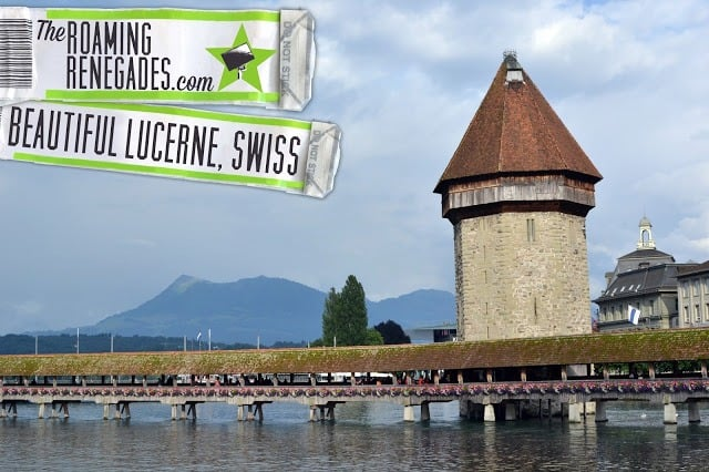 Guide to the mountain city of Lucerne, Switzerland