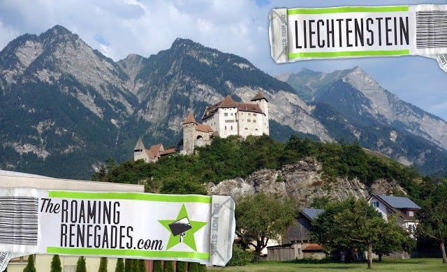 Visiting the tiny country of Liechtenstein & it's capital Vaduz!