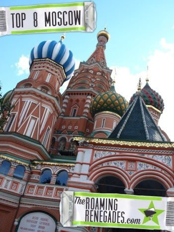 8 of the best things to do and see in MOSCOW, Russia