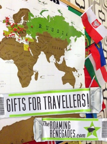 Gifts for the Traveller that they will love!!