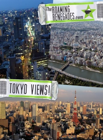 Amazing Tokyo views...This crazy city from different angles!