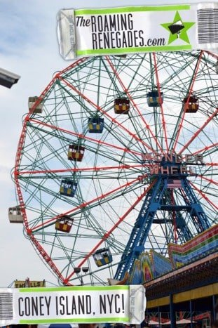 Exploring Coney Island in Brooklyn…Off the beaten track & authentic New York