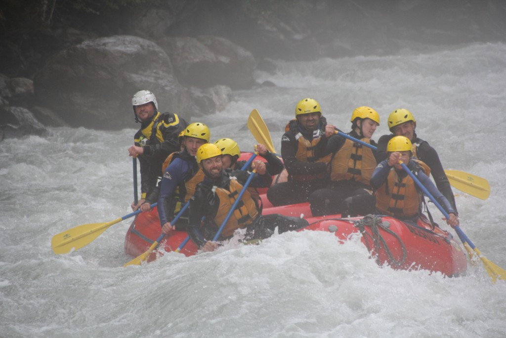 White water rafting The top three outdoor adventures in Ontario, Canada