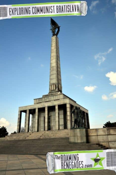 Exploring Communist Bratislava