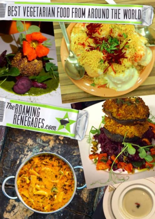 Best Vegetarian Dishes Around The World