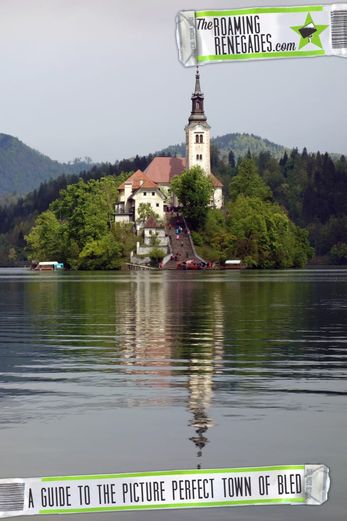 A guide to the picture perfect town of Bled, Slovenia! > https://theroamingrenegades.com/2016/05/a-guide-to-the-picture-perfect-town-of-bled-slovenia.html