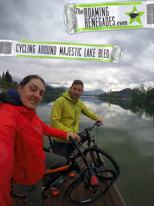 Cycling around the majestic and fairytale like lake Bled, bohinj, things to do, rent a bike, activities, adventure, slovenia, julian alps, triglav national park, most beautiful places in the world,