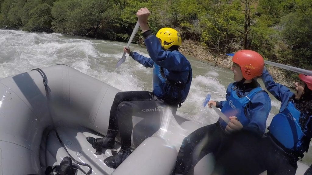 Our wild white water rafting adventure through the Tara Gorge, Montenegro! tara river, things to do in Montenegro, adventure activities, explore, adventure, white water rafing, go pro, balkans, activities to do in montenegro, Kotor