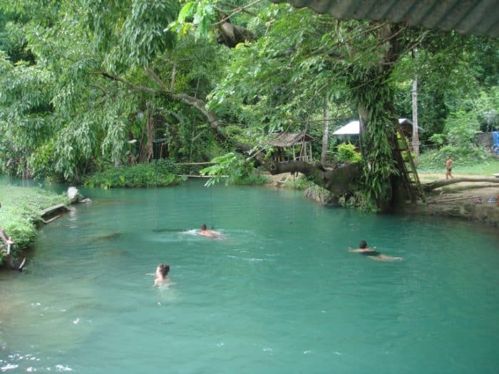 laos, adventure activities, kayak, tube, river, water, explore, south east asia, backpacking