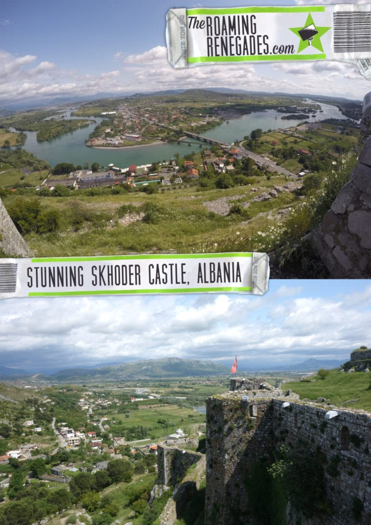 skhoder castle, albania, is it safe to travel to albania, off the beaten track, off the beaten path, backpacking, northern albania, things to do, guide, what to see, views, skaddar, lake, adventure, mountains, landscapes,
