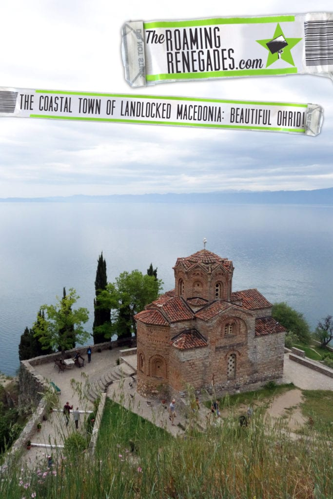 A guide to the coastal town of landlocked Macedonia: Beautiful Ohrid! > https://theroamingrenegades.com/2016/08/a-guide-to-the-coastal-town-of-landlocked-macedonia-beautiful-ohrid.html