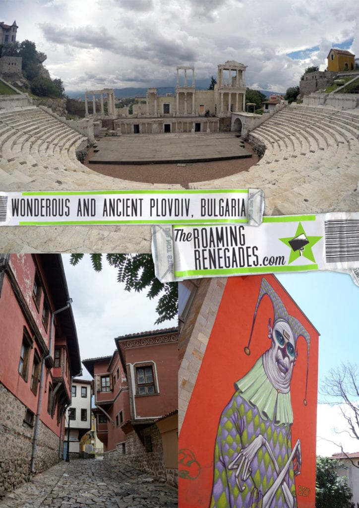 Plovdiv: The ancient Roman city with a young bohemian charm > https://theroamingrenegades.com/2016/09/plovdiv-ancient-roman-bohemian-Bulgaria.html