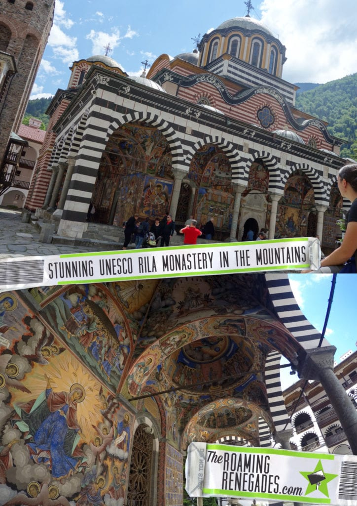 A day of adventure at the stunning UNESCO Rila Monastery, Stob Pyramids and the Bulgarian mountains > https://theroamingrenegades.com/2016/09/stunning-rila-monastery-bulgaria.html