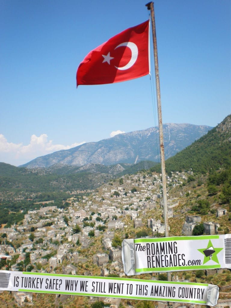 Is it safe to visit Turkey? We headed to amazing Istanbul, Fethiye & Cappadocia and this is what we found. > https://theroamingrenegades.com/2016/09/is-it-safe-to-visit-turkey.html