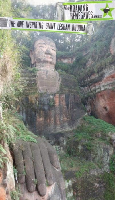 Leshan buddha from chengdu, Leshan buddha entrance fee, Leshan giant buddha scenic area, Leshan buddha bus, condition, acid rain, sandstone, age, height, facts, bus, train, transport, cost, hike, steps, monks, buddhism, Visiting the awe inspiring Leshan Giant Buddha, the largest pre modern Buddha in the world!