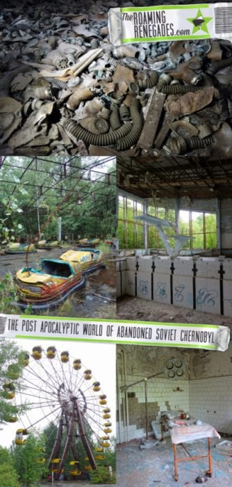 Delving into the post apocalyptic world of abandoned soviet Chernobyl. 30 years on we visit our UrbEx dream!