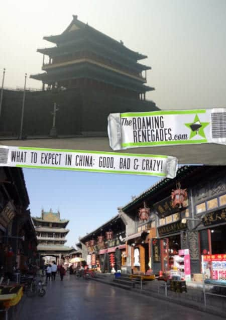 what to expect visiting china, what to expect traveling in china, What to expect in China: The good, the bad and the crazy, pushing, smog, pollution, smoke, coal, culture, food, spitting, strange, weird, over crowding, pushing, mountains, great wall of china, terracotta warriors, Pingyao, traditional, people, attitude, queuing, line, scams, tricks, what is it like in china, tourist, train,