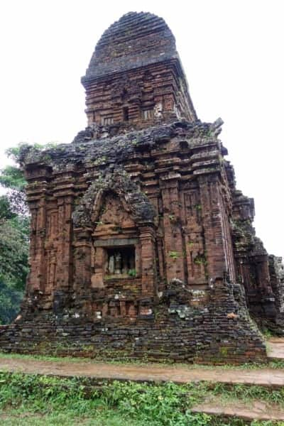 My Son temples, Visiting the My Son ruins, the ancient Champa temples that narrowly survived the Vietnamese war, My Son Temple, My Son sanctuary, Hindu, Buddhist, Shiva, Vietcong, Vietnam, Hoi An, Da Nang, Danag, Tour, How to get to My Son, My Son museum, My son holy land, My son cham, Hoi An vietnam,