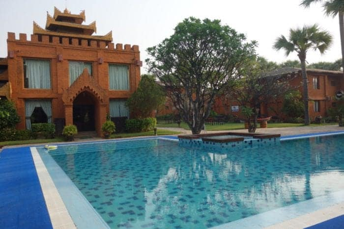 swimming pool, Myanmar Treasure Resort: Bagan A paradise within this ancient kingdom of Temples, ancient Bagan, Burma, travel, hotel, luxury, vacation,
