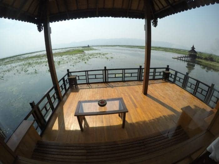 Myanmar Treasure Resort - Inle, Lake Inle, inlay, Burma, Myanmar, Asia, South east Asia, tribes, culture, boat tour, hotel, hotel on the lake, luxury, review, spa, views, places to stay, things to do, accomodation,