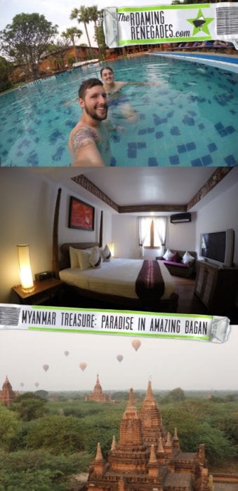 Myanmar Treasure Resort: Bagan A paradise within this ancient kingdom of Temples
