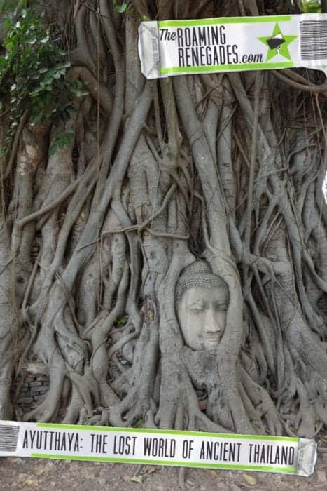 Ayutthaya: The lost world of ancient Thailand & a treasure trove of temple, bangkok, temples, face in tree, buddha in tree, angkor wat, bagan, Wat Mahathat, Wat Phra Si Sanphet, Wat Yai Chai Mongkhon, Wat Maheyong, Wat Chaiwatthanaram, Wat Phutthaisawan, Wat Phanan Choeng, temple entrance fee, rent a bike, cost of renting a bike in Ayutthaya, things to do in Ayutthaya, day trip, how to get to Ayutthaya from Bangkok, Chiang Mai, Best temples to visit in Ayutthaya, Ayutthaya historical park, Ayutthaya Thailand