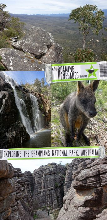 Visiting the awe inspiring Grampians National Park, a wild adventure just 3 hours from Melbourne, Australia! >