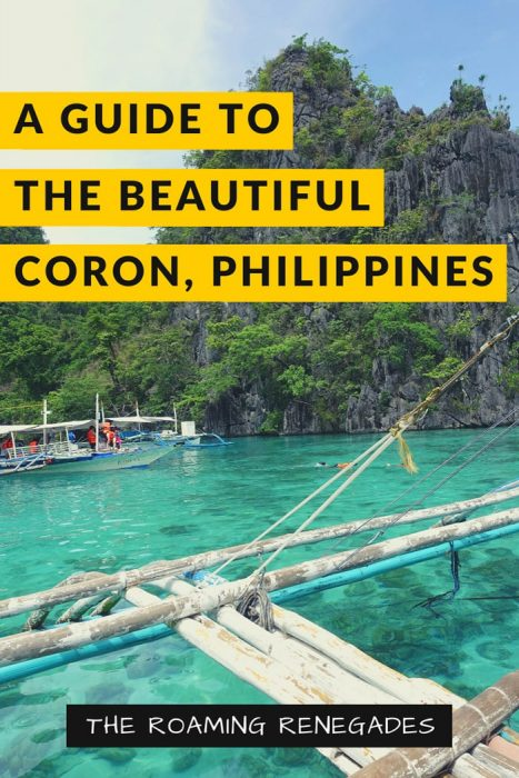 A Guide to the Isolated Island of Coron: