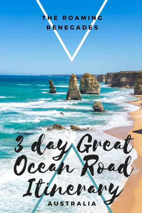 A 3 day Camping Trip on Great Ocean Road: