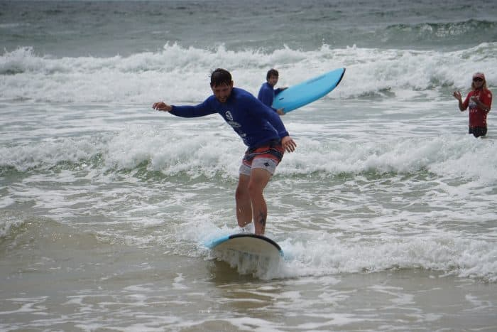 Learning to surf in Australia. Tackling the incredible Queensland waves, renting a surfboard in Australia, renting a surfboard in Queensland, surfing in Queensland, learning to surf in Queensland, surf lessons Australia, backpacker surf lessons, cheap surf lessons Australia, how to surf, best way to learn to surf, where to learn to surf in Australia, Agnes water surfing lessons, cheapest surfing lessons in Australia, cheapest surfing lessons in Queensland, can you just rent a surfboard, surfing Noosa, 1770 surf lessons, surf lessons sydney, surf camp Australia, learn to surf Brisbane, Coolum surf school, learn to surf Queensland, surf camp Queensland, surf camp Sydney, new South Wales, Victoria, surfing Brisbane, surfing Noosa, Surfing Queensland, New South Wales, Surf lessons Gold Coast, Surf camp Australia, Surf school Australia, Surf school Queensland, Surfcamp, Learn to Surf Australia, surf Lessons Sunshine Coast, Noosa surf lessons, beginner surfboards Australia, Learn to surf Noosa, Private surf lessons, town of 1770, agnes water surf, Rainbow beach, things to do in Australia, Must do Australia, things to do in Queensland, Australia bucket list,