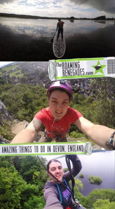 Devon, England – Not just Cream Tea, but an adventure lovers paradise!