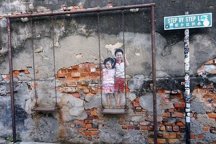 Penang Itinerary: What to do in Penang in 3 days. A Guide to this Beautiful & Historic Town in Malaysia.